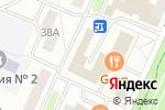 Схема проезда до компании ХИМАЛЬЯНС РБ в Стерлитамаке