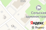 Схема проезда до компании Ажур в Култаево