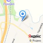 ЛесОптТорг на карте Чесноковки