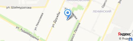 Детский сад №62 Толпар на карте Стерлитамака