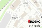 Схема проезда до компании Восточная кухня в Перми