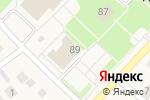 Схема проезда до компании Паритет в Култаево