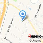 BIZON на карте Чесноковки