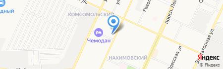 Всё по 45 на карте Стерлитамака