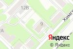 Схема проезда до компании Социально-реабилитационный центр для несовершеннолетних г. Перми в Перми