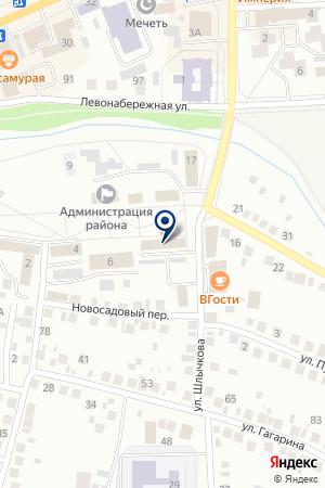 АККОРД СК ФИЛИАЛ на карте Мелеуза