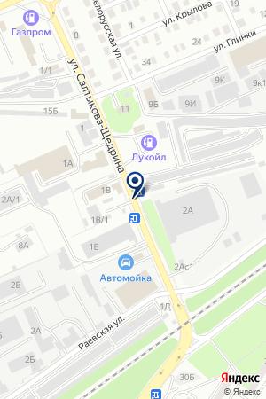 БЕТОН ГП на карте Стерлитамака