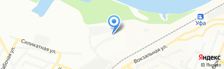 Ректорг-плюс на карте Уфы