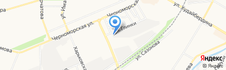Русский Свет на карте Стерлитамака
