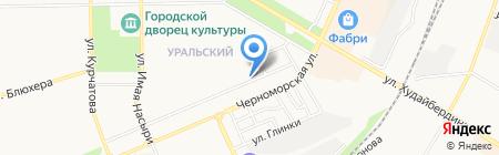 Бюро переводов на карте Стерлитамака