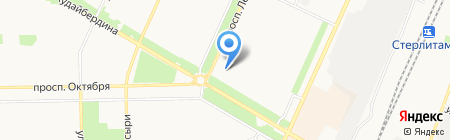 Озон на карте Стерлитамака