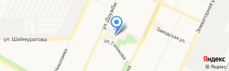 Петербургский Стиль на карте Стерлитамака