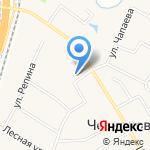 Управление по вопросам миграции УМВД России по Республике Башкортостан на карте Чесноковки