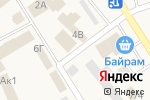 Схема проезда до компании Эльбрус в Чесноковке