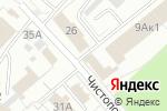 Схема проезда до компании Мастерская по ремонту компьютеров в Перми
