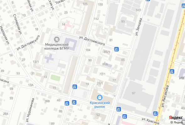 жилой комплекс Красинский