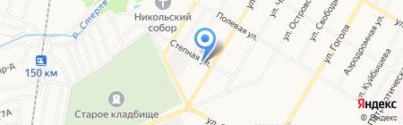 Гидрометеостанция на карте Стерлитамака