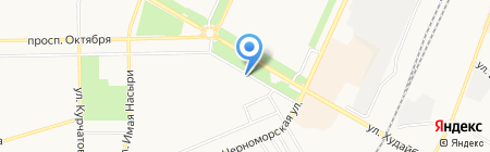 Платежный терминал на карте Стерлитамака