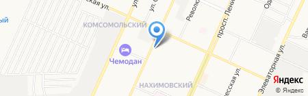 Серенада на карте Стерлитамака