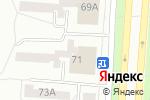 Схема проезда до компании Клеопатра в Салавате