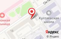 Схема проезда до компании Агрофирма Усадьба в Култаево
