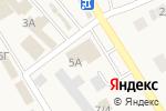 Схема проезда до компании Байрам в Чесноковке