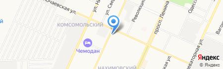 TP-Твоя работа-YW на карте Стерлитамака