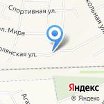 Витрина недвижимости на карте Чесноковки