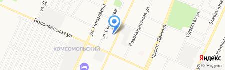 ГарантТеплоМонтаж на карте Стерлитамака
