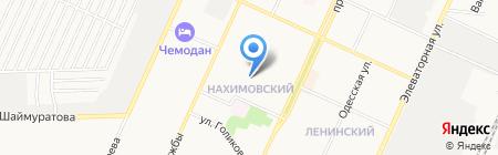 Нур-Ал на карте Стерлитамака