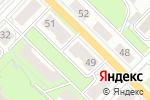 Схема проезда до компании У Ольги в Перми