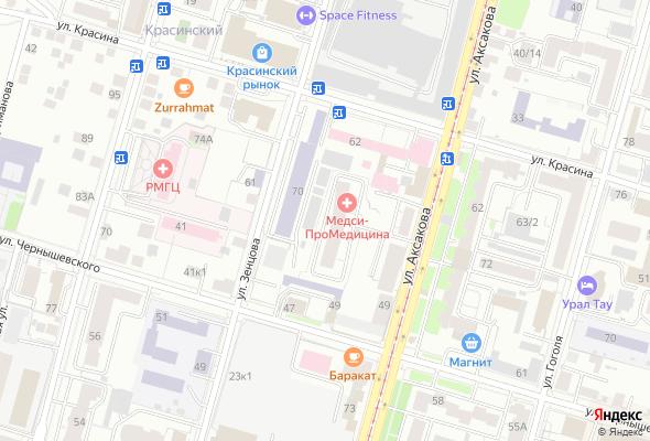 продажа квартир Аксаковский