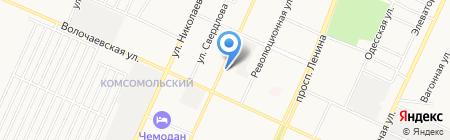 Secret на карте Стерлитамака