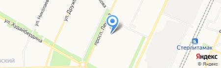 Продвижение на карте Стерлитамака