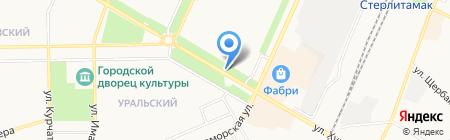 ЛотоБум на карте Стерлитамака