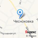 Вещичка на карте Чесноковки