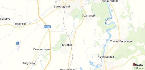 Покровка на карте