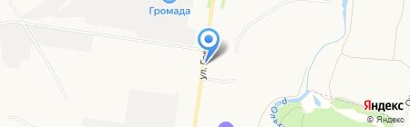 Авто-Вектор на карте Стерлитамака