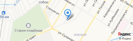 А-салют служба доставки салютов на карте Стерлитамака