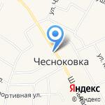Добрый День на карте Чесноковки