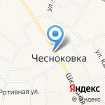 Platimо на карте Чесноковки