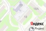 Схема проезда до компании Планета здоровья в Перми
