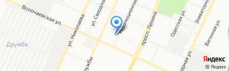 Детский сад №64 на карте Стерлитамака