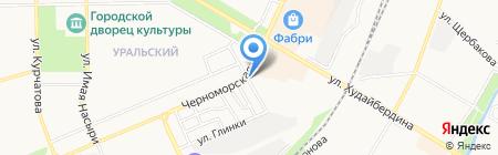Оптово-розничная компания на карте Стерлитамака