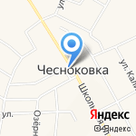 НАДО на карте Чесноковки