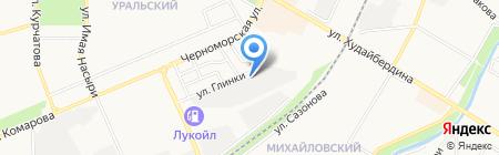 Гуд Эксперт на карте Стерлитамака