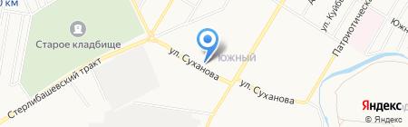 Уют на карте Стерлитамака
