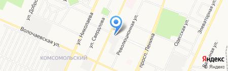 Стиль на карте Стерлитамака