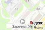 Схема проезда до компании НИИ Полимерных Материалов в Перми