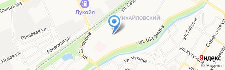 Детский сад №34 на карте Стерлитамака